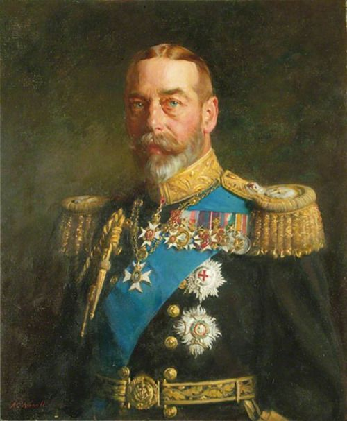 King George V of Great Britain | UK Royalty/Aristocracy in ...  Royal
