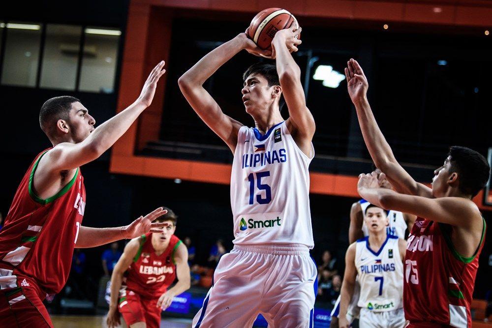15 Kai Zachary Sotto Phi National Basketball League Basketball Players Basketball News