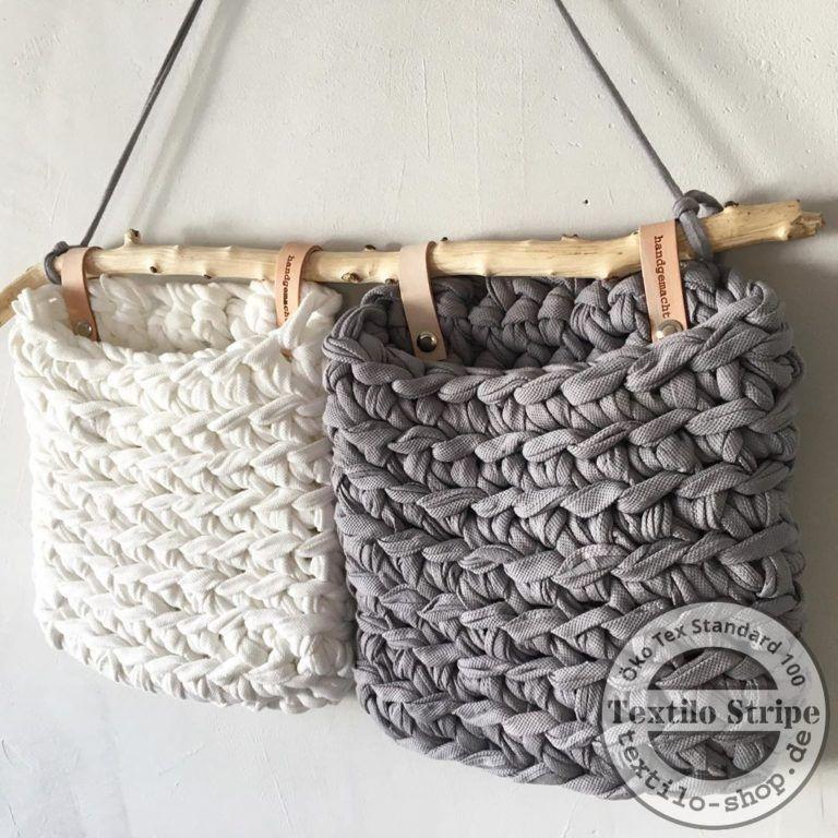 Photo of textilo-blog – Häkeln + Stricken • mit Textilgarn, Bändchengarn, Wolle, Lein…