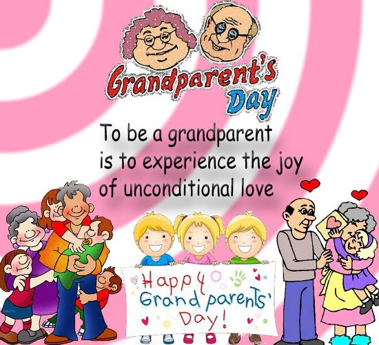 Grandparents Day Sayings For Cards Happy Grandparents Day