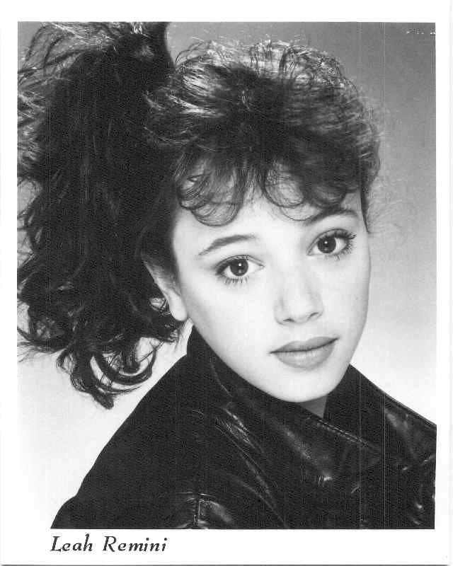 Leah Remini Photo: Leah Remini | Leah remini, Young celebrities, Leah