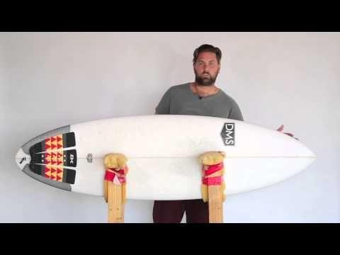 DMS Slapper Surfboard Review no.54 | CompareSurfboards.com