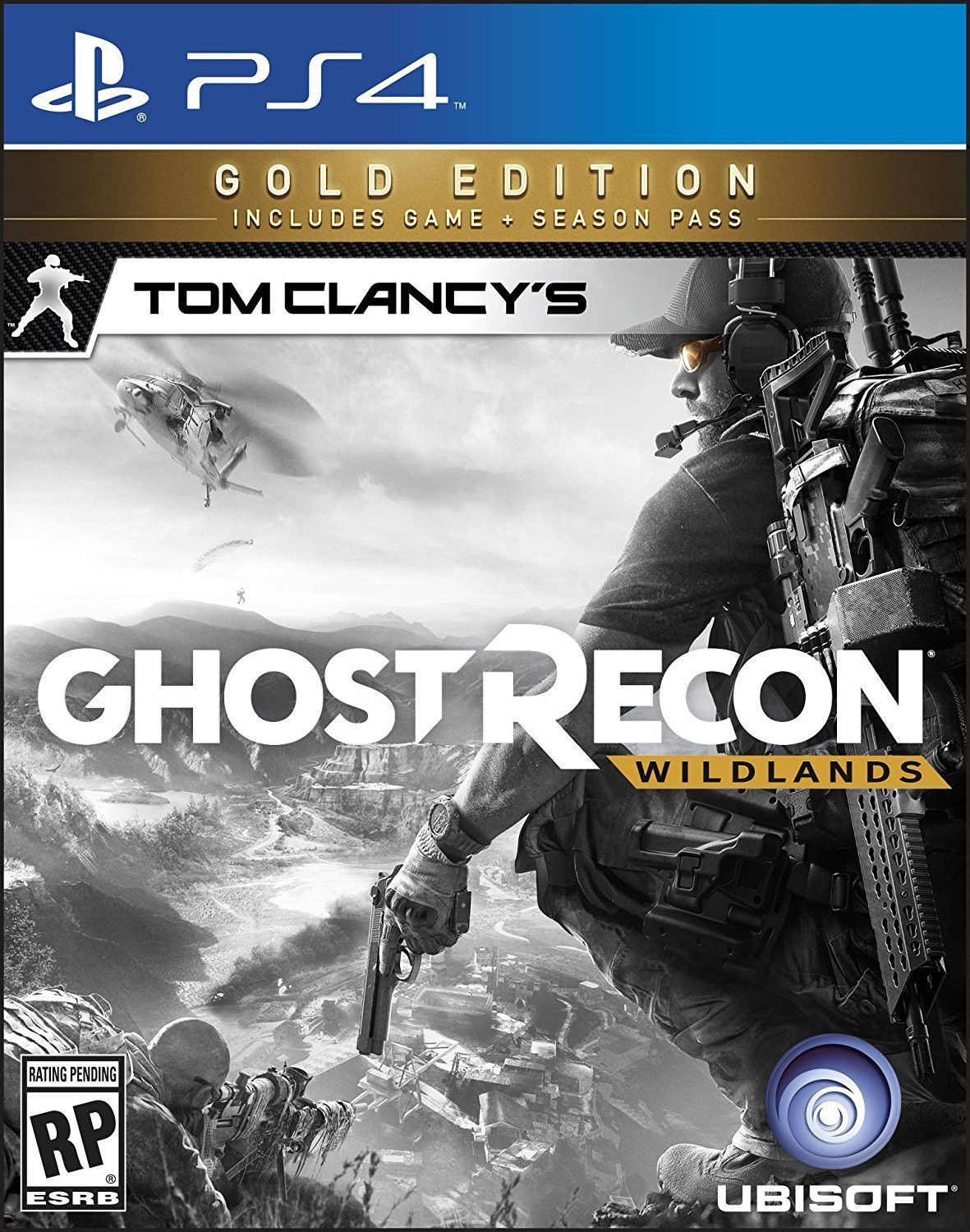Tom Clancy's Ghost Recon Wildlands Gold Edition PreOrder