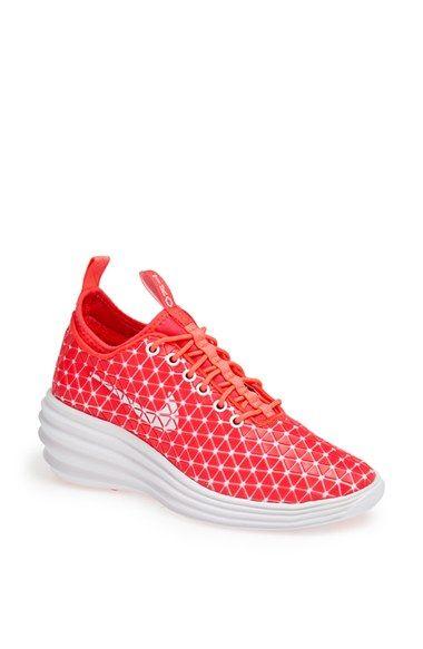 Nike 'Lunar Elite - Sky Hi' Wedge Sneaker (Women) available at #