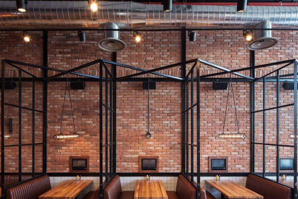 Interieur Midden Oosten : Prachtig interieurproject met olivier bricks bakstenen in het
