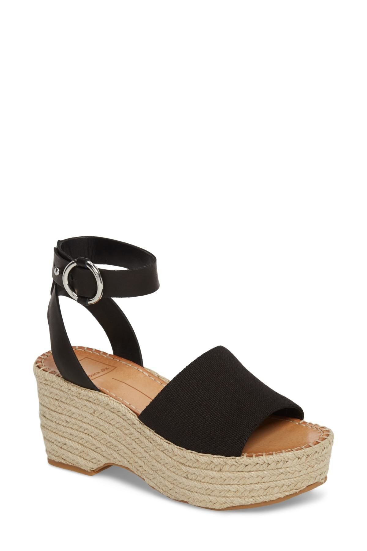 15916508f3d3 Dolce Vita - Lesly Espadrille Platform Sandal (Women) is now -49-42% off.  Free Shipping on orders over  100.