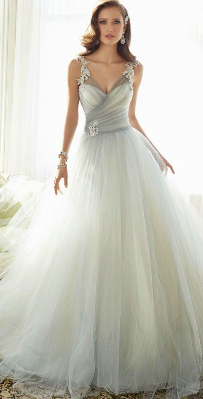 bridal dress, vestido de novia, Sofia Tolli | Vestidos para Laura ...