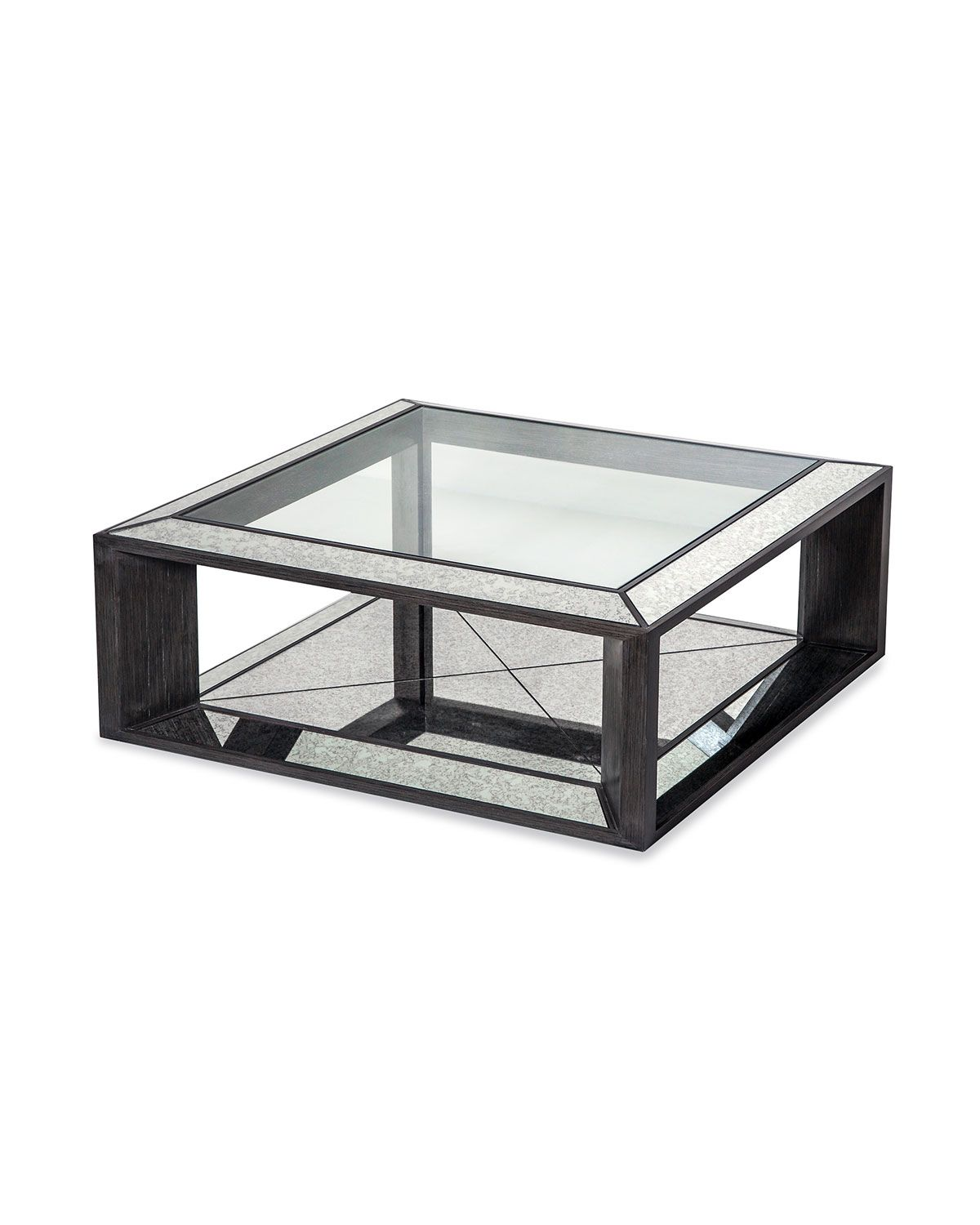 Corbin Coffee Table Grey WashINTERLUDEAccent Tables