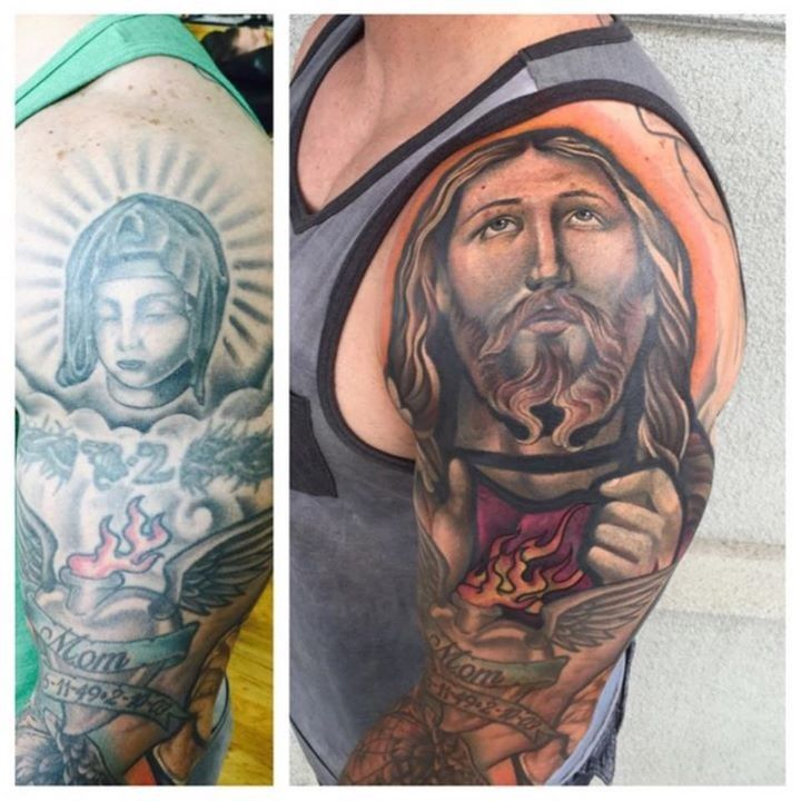 Olio beautiful tattoo by kyleproiatattoo from tymeless
