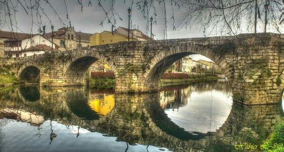Resultado de imagen de Puente Viejo de Monforte de Lemos