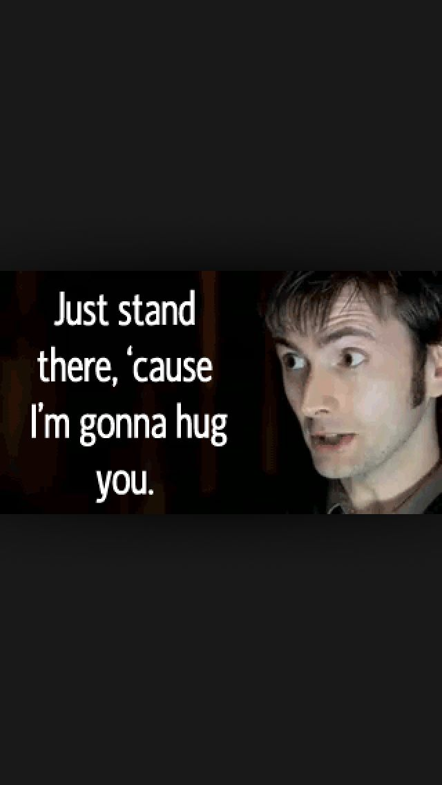 When you don't wanna hug me Jessica