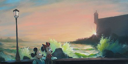 Mickey Mouse - Waves of Romance ~ Rob Kaz