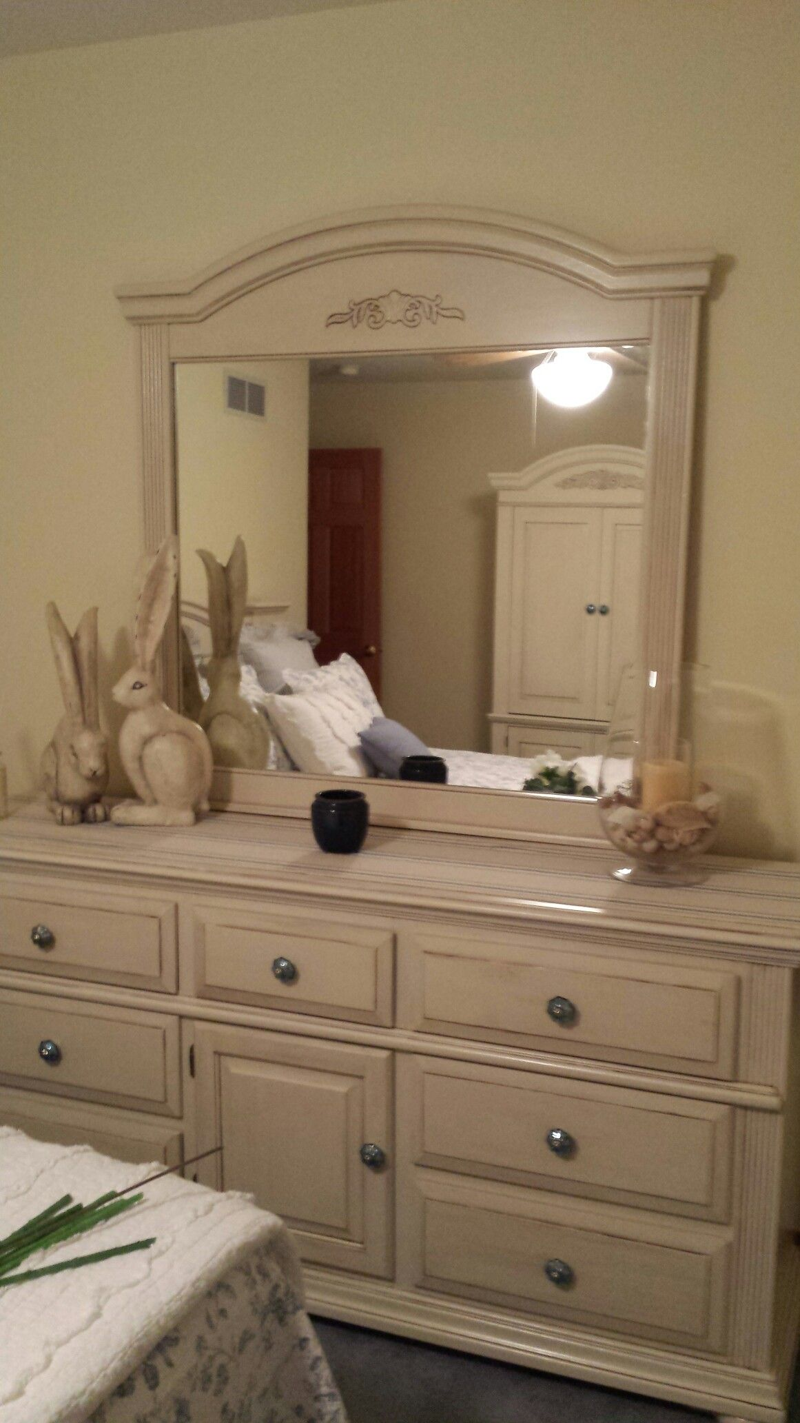 Broyhill Fontana Makeover Bedroom Furniture Redo Broyhill