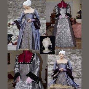 Anne Boleyn Execution Dress from The Tudors