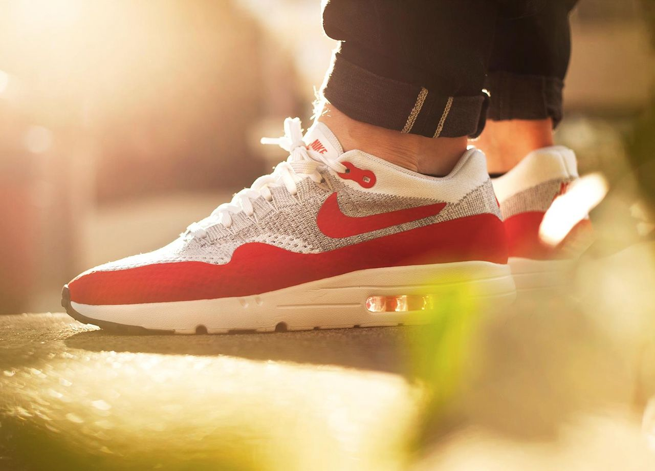 Nike Air Max 1 Ultra Flyknit OG (by Thomas S art) | Vintage