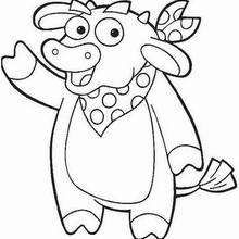 Benny The Bull Coloring Page   Coloring Page   CHARACTERS Coloring Pages    TV SERIES CHARACTERS