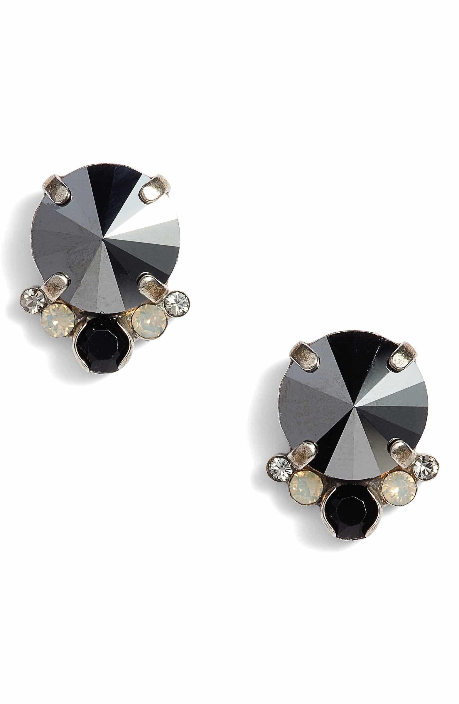 f7d44ffb3 Main Image - Sorrelli Regal Crystal Stud Earrings | Wantable, Stitch ...