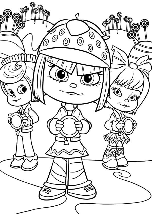 Wreck It Ralph Coloring Pages Best Coloring Pages For Kids Disney Coloring Pages Disney Princess Coloring Pages Cool Coloring Pages