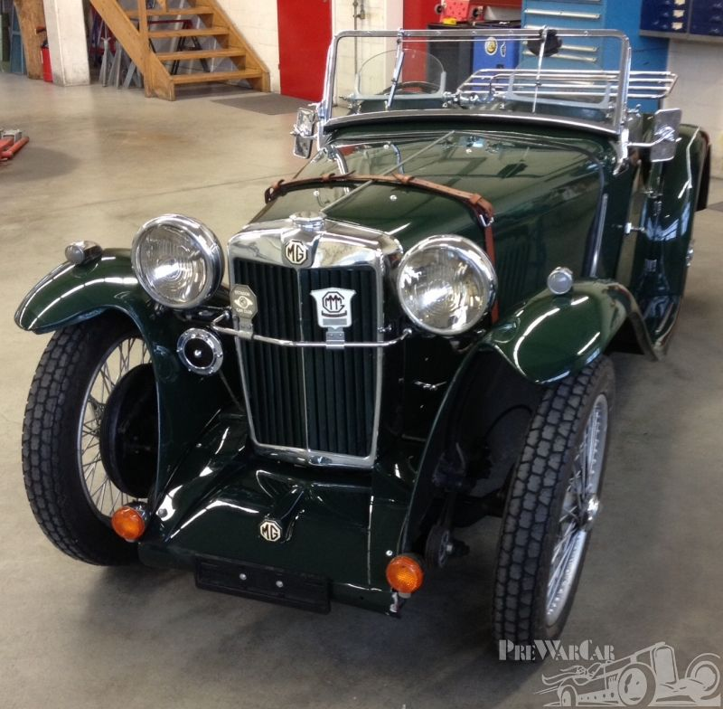 MG PB Roadster 1935 for sale | Cars / Vehicles | Pinterest | Daily ...