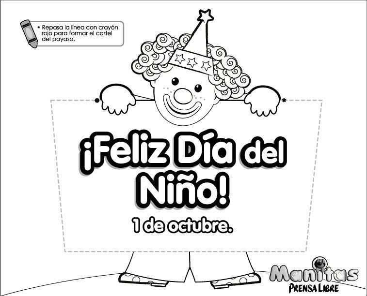 DIA-NIÑO-2-2bn1.jpg (757×612) | DIA DEL NIÑO | Pinterest | El dia ...