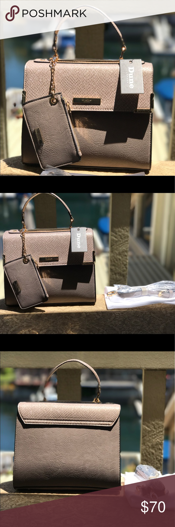 c9df13693b66 💖RARE💖Authentic Dune LONDON Purse👜 Brand new. No scratches or defects of