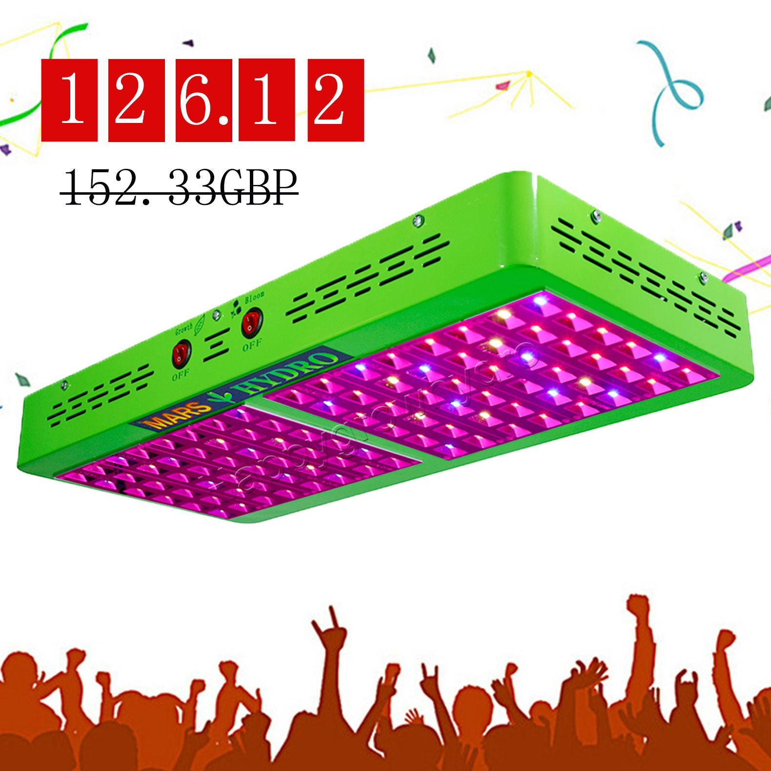 Bestva 300w 600w 800w 1000w 1200w 1500w 1800w 2000w Full Spectrum Led Grow Light For Indoor Plants Grow Led L Led Grow Lights Growing Plants Indoors Led Lights
