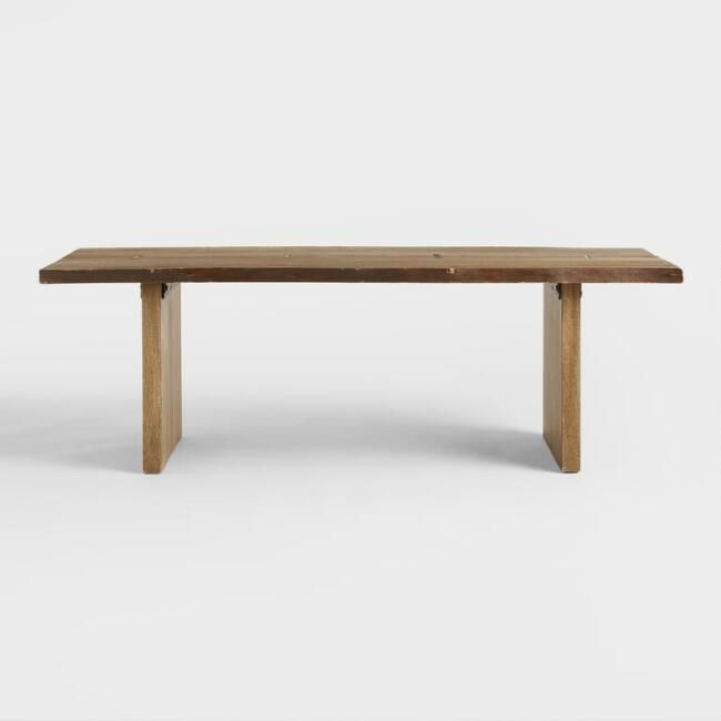 Live Edge Coffee Table Diy: Wood Maleya Live Edge Coffee Table - V2