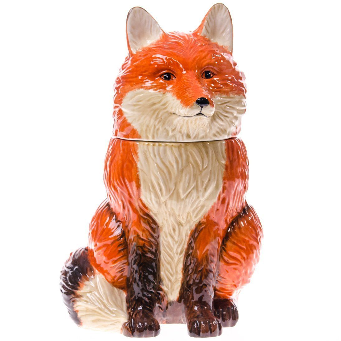 fox cookie jar cracker barrel gift ideas pinterest cookie