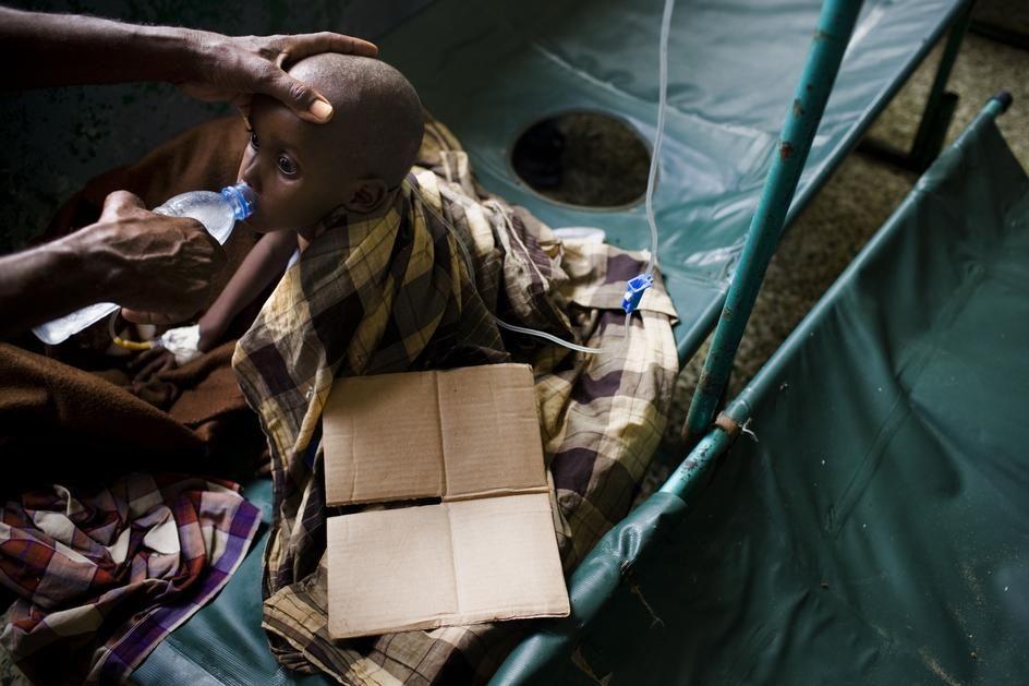 Somalia: a catastrophic famine, 2011. Dominic Nahr