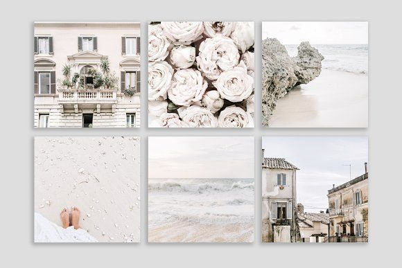 mood board color palette lifestyle photo bundle 320 styled stock photos - Girly Pictures To Colour In