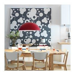 IKEA 365+ BRASA Hängeleuchte - rot - IKEA