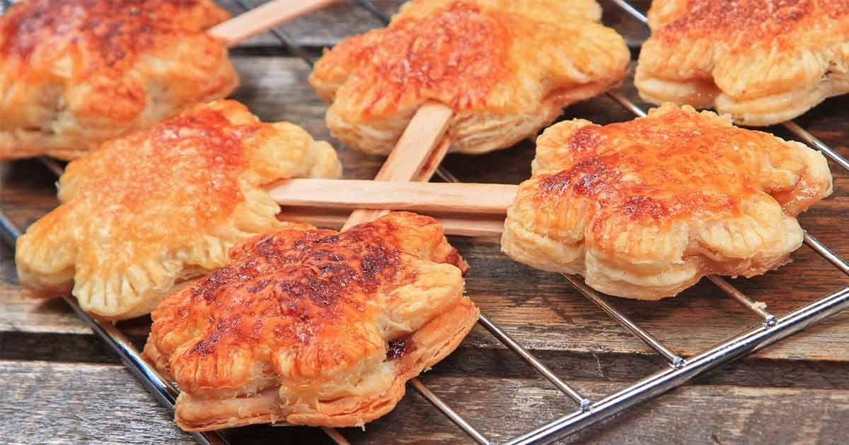 حلى البف باستري بالنوتيلا Recipe Meals Food Desserts
