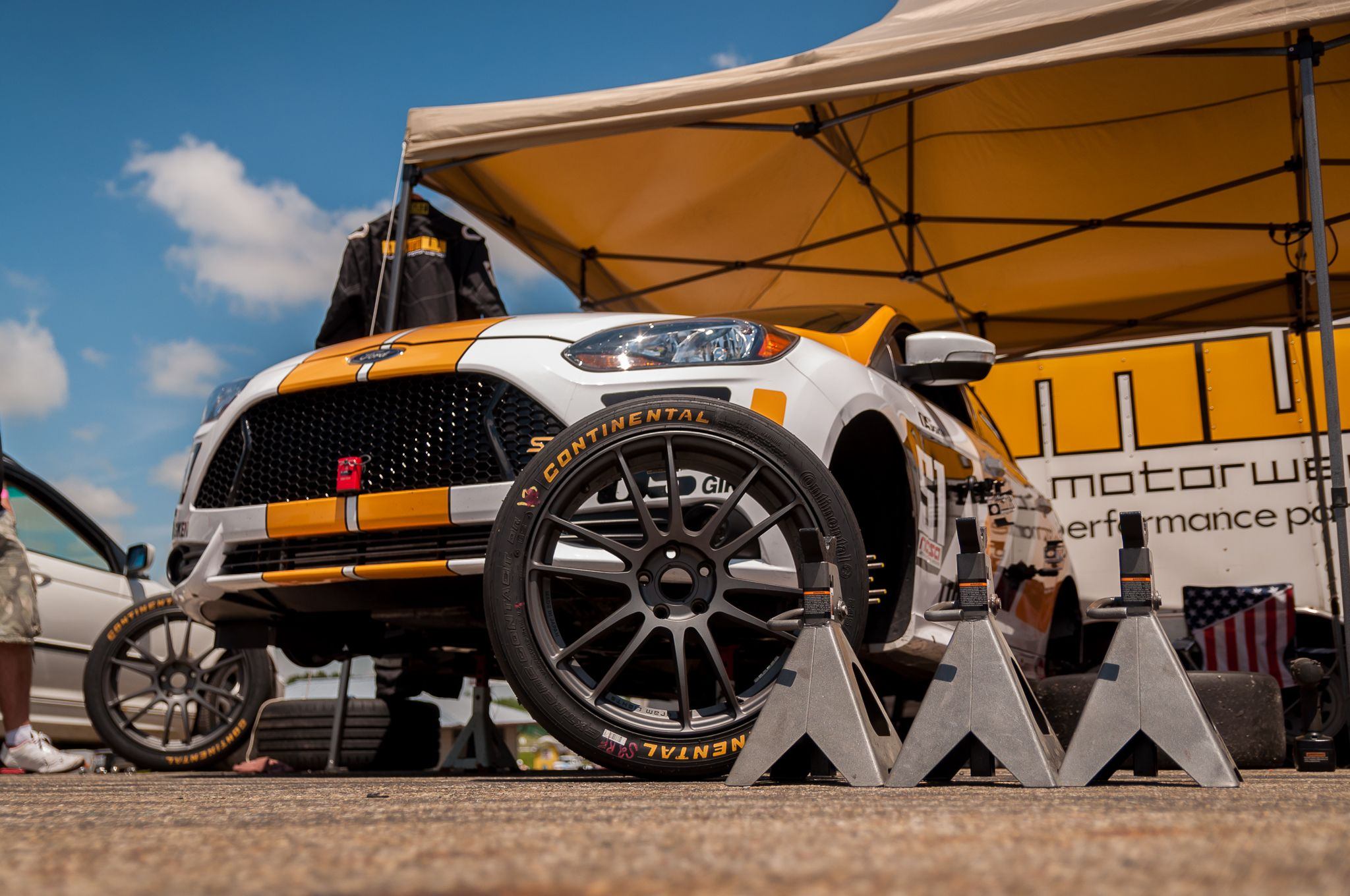 Photos from mid ohio race ford focus st forum