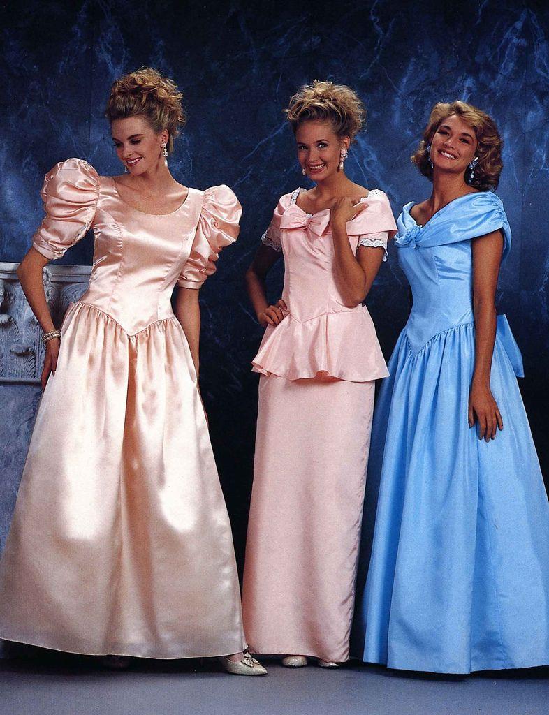 Fashion 277 80s Prom Dress Costume 80s Prom Dress Vintage Prom [ 1024 x 786 Pixel ]
