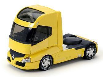 Future Renault Truck
