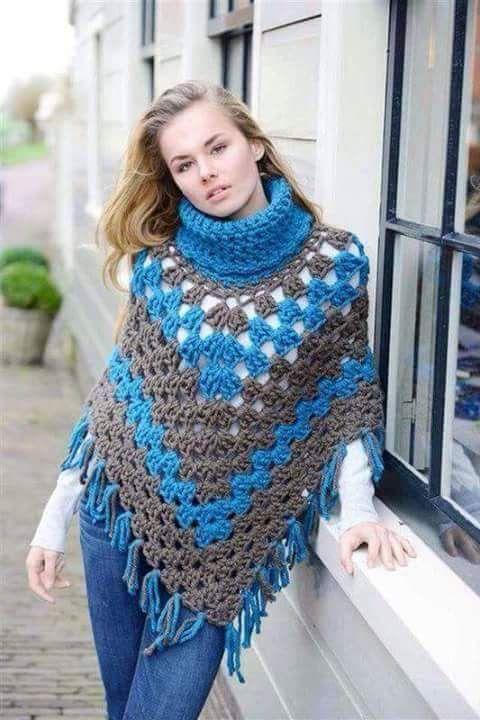 79071774c4fb5 Katia Ribeiro Crochê Moda e Decoração Handmade - Crochê com Gráficos