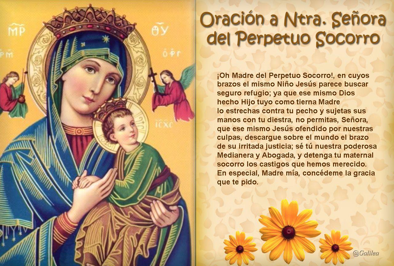 Santa María, Madre De Dios Y Madre Nuestra: Oración A