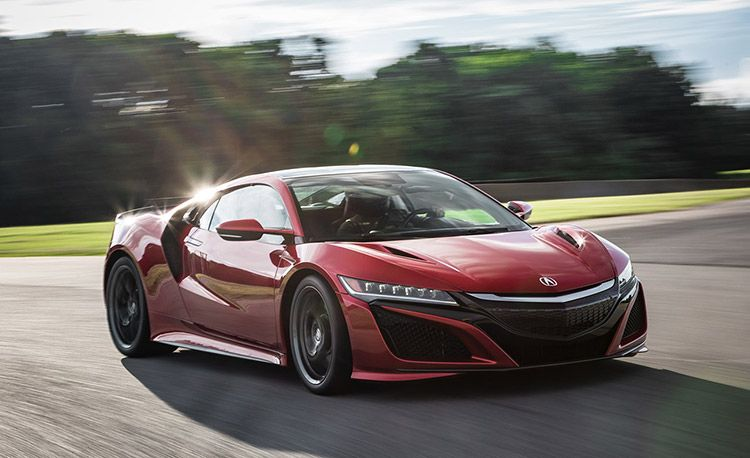 2020 Acura Nsx Review Pricing And Specs Acura Nsx Nsx 2017 Acura Nsx