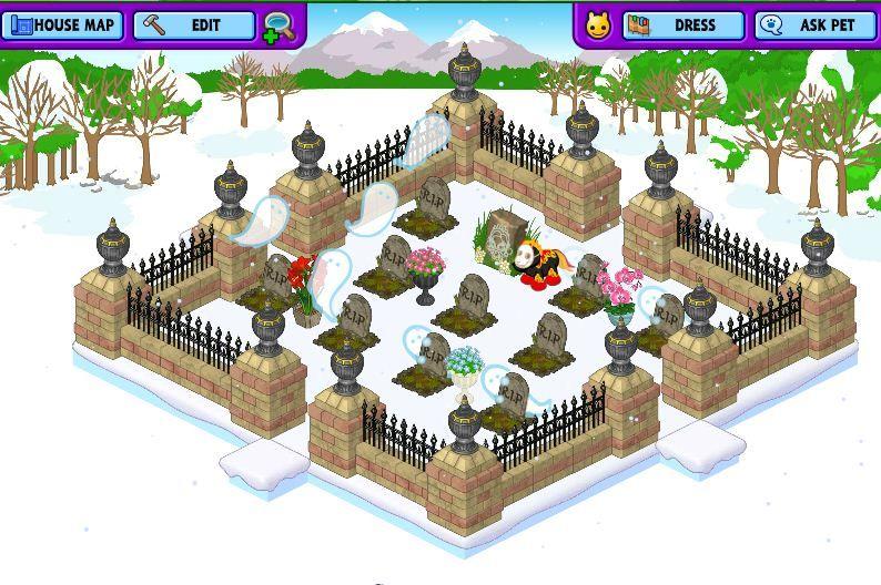 Webkinz Graveyard Webkinz Theme Design