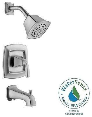 Pegasus Mason 1 Handle 1 Spray Tub And Shower Faucet Combo Brushed Nickel Finish Brushed Nickel Faucet Tub And Shower Faucets Shower Tub