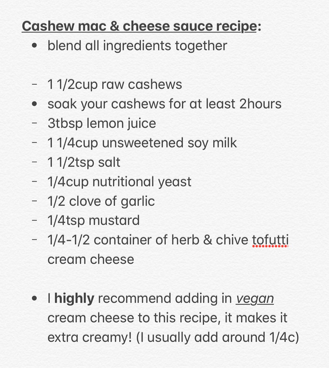 I Am The Queen Of Vegan Mac Definitely Eat It Way Too Much Sorry But Definitely Not Sorry In Mac And Cheese Sauce Cheese Sauce Recipe Unsweetened Soy Milk