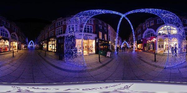 Christmas Lights - South Molton Street London virtual tours of christmas  lights - Christmas Lights - South Molton Street London Virtual Tours Of
