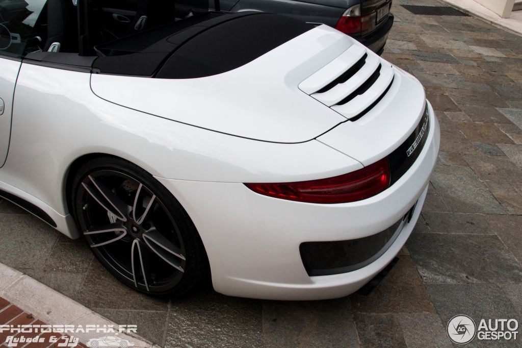 Gemballa 991 GT Cabrio 4