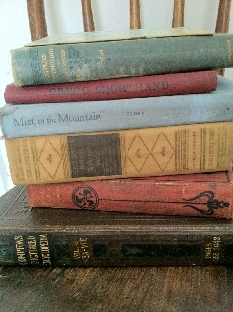 more old books
