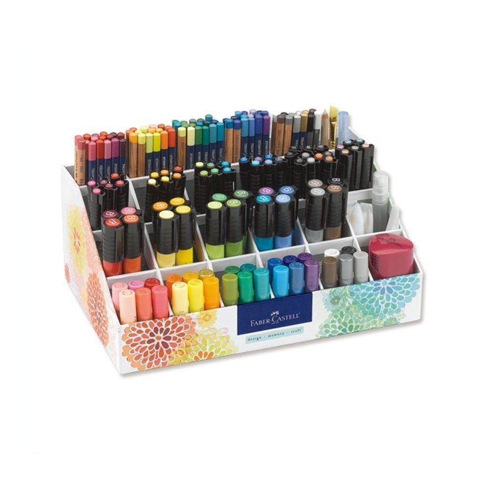 Dream Studio Caddy Premium Gift Set 174 Piece! Awesome! :)