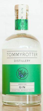 The Birth of a Craft Distillery: Tommyrotter