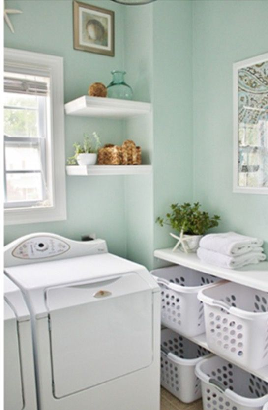 Pin By Ann Heenan On Laundry Room Pinterest Waschkuche Wasche