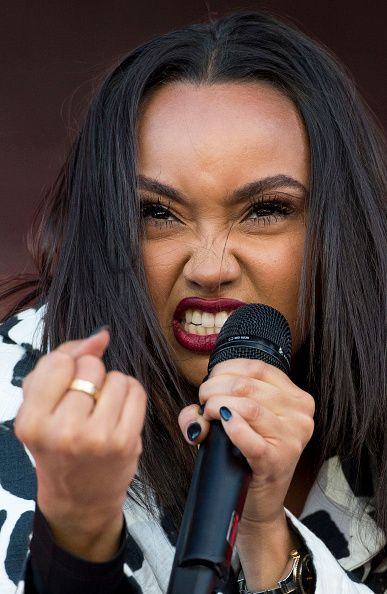 Little Mix performing at MTV Crashes Plymouth - July 22, 2015