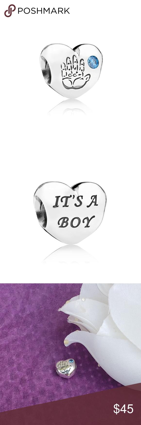 Pandora Baby Boy Charm Pandora Baby Boy Charm Pandora
