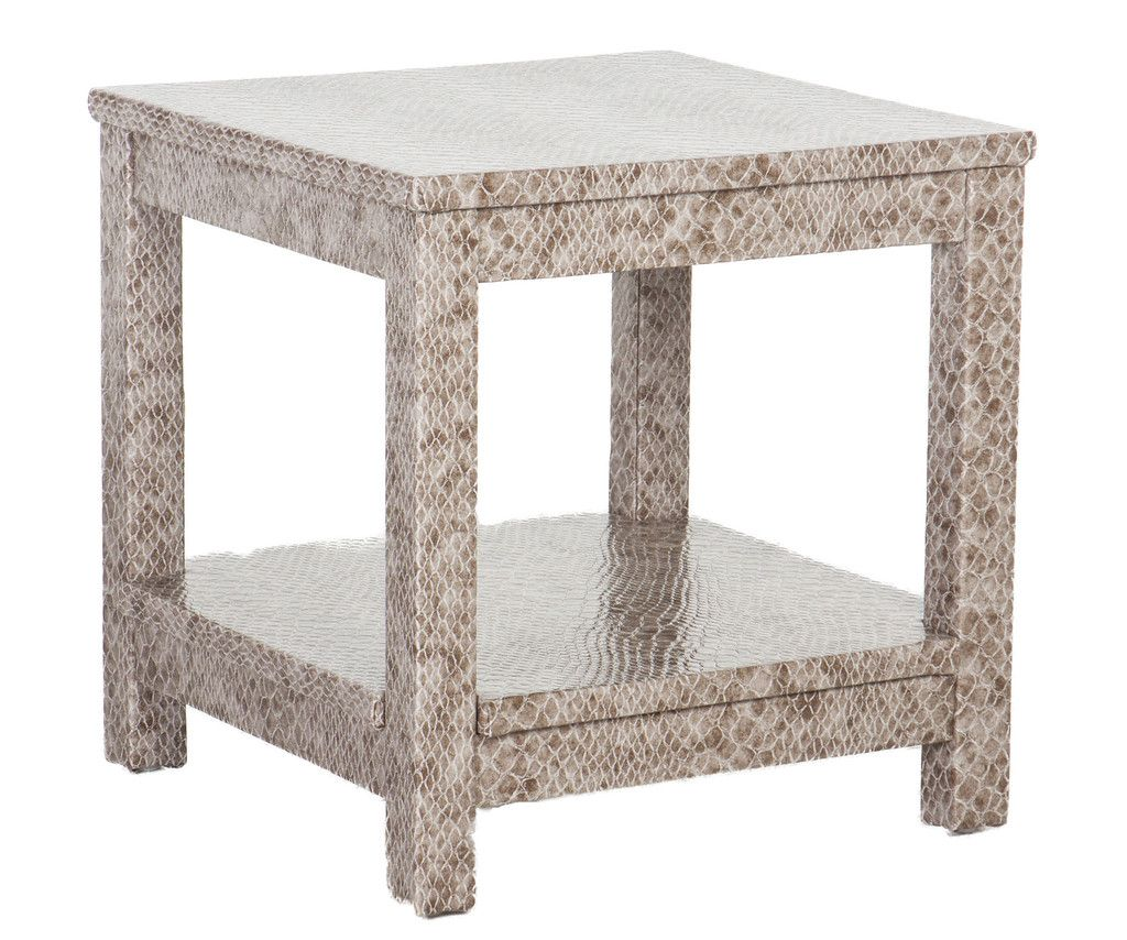 The Draper Bunching Cocktail Table